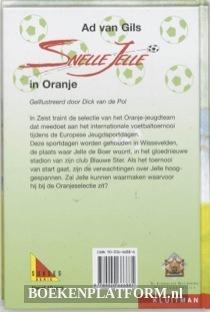 Snelle Jelle In Oranje