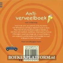Antiverveelboek voor onderweg