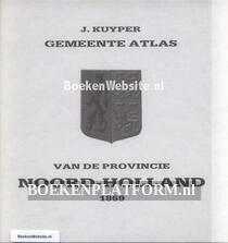 Gemeente Atlas van de provincie Noord-Holland