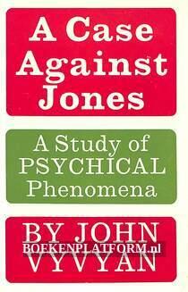 A Case Against Jones