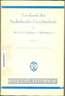 Leerboek der Nederlandse Geschiedenis deel II