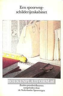 Een spoorweg-schilderijen-kabinet