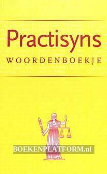 Practisyns Woordenboekje