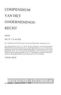 Compendium van het ondernemingsrecht