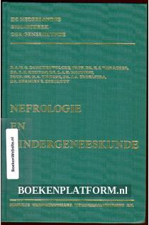 Nefrologie  en Kinder geneeskunde