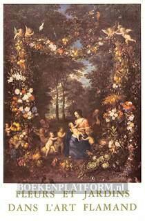 Fleurs et jardins dans l'art flamand