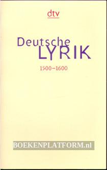 Deutsche Lyrik 3