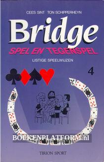 Bridge spel en tegenspel 4