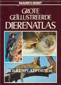 Grote geillustreerde Dierenatlas
