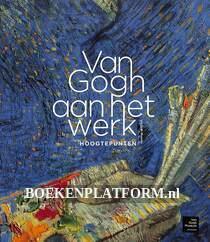 Van Gogh aan het werk