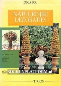 Natuurlijke decoraties