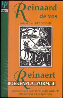Reinaard de Vos berijmd door Bert Decorte