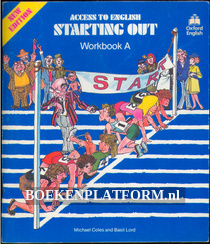 Acces to English, Starting Out, Workbook A