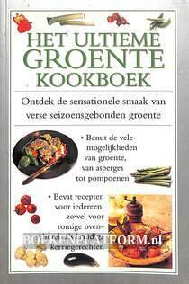 Het ultieme groente kookboek