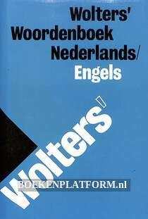 Wolters woordenboek Nederlands \ Engels