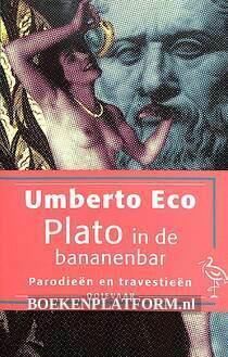Plato in de bananenbar