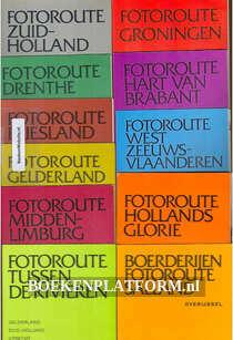11  Fotoroute's in Nederland