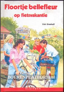 Floortje Bellefleur op fietsvakantie
