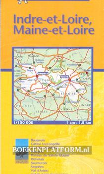 Michelin 317 Indre-et-Loire, Maine-et-Loire