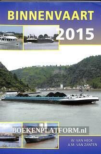 Binnenvaart 2015