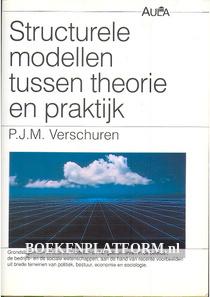 Structurele modellen tussen theorie en praktijk