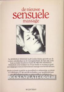 De nieuwe sensuele massage