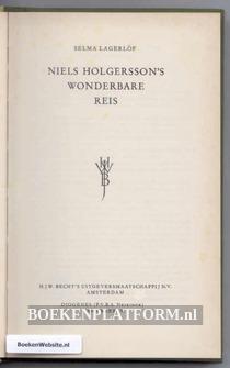 Niels Holgerson's wonderbare reis