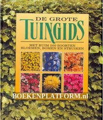 De grote Tuingids