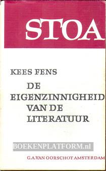 De eigenzinnigheid van de literatuur