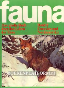 Fauna V Eurasien und Nordamerika