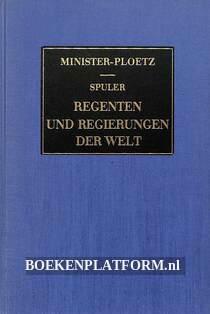 Regenten und Regierungen der Welt IV