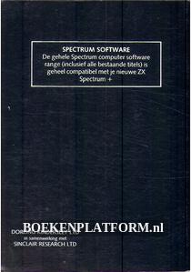 ZX Spectrum + Gebruikshandleiding