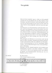 Haerlem Jaarboek 1994