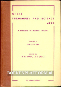 Where Theosophy and Science Meet Vol. II