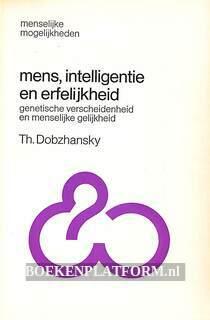 Mens, intelligentie en erfelijkheid