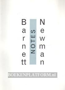 Barnett Newman Notes