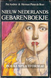 Nieuw Nederlands gebarenboekje