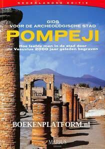 Gids voor de archeologische stad Pompeji