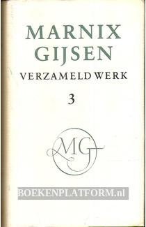 Marnix Gijsen verzameld werk 3