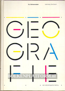Geografie, een methodologische inleiding