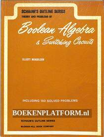 Boolean Algebra & Switching Circuits