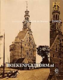 Vereniging Hendrick de Keyser 2003