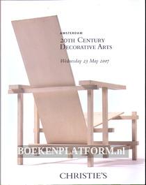 Christie's 20th Century Decorative Arts