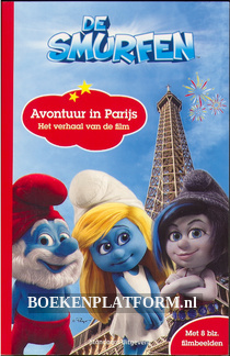 De Smurfen, avontuur in Parijs