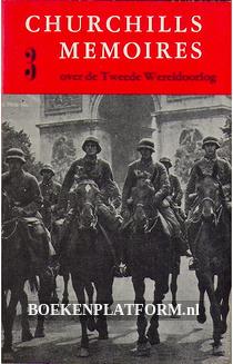Churchills Memoires 03, Frankrijks val