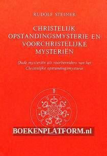 Christelijke opstandings-mysterie en voorchristelijke mysteriën