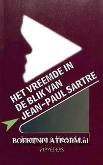 Het vreemde in de blik van Lean-Paul Sartre