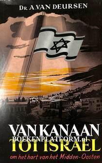 Van Kanaän tot Israel