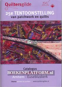 25e Tentoonstelling van patchwork en quilts