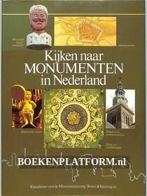 Kijken naar Monumenten in Nederland